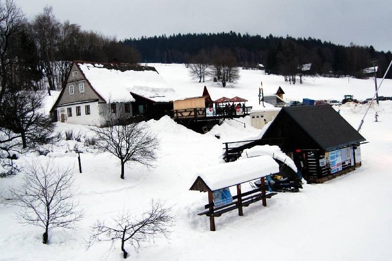 Paseky nad Jizerou - ©Szymon | Szymon @ Skiinfo Lounge