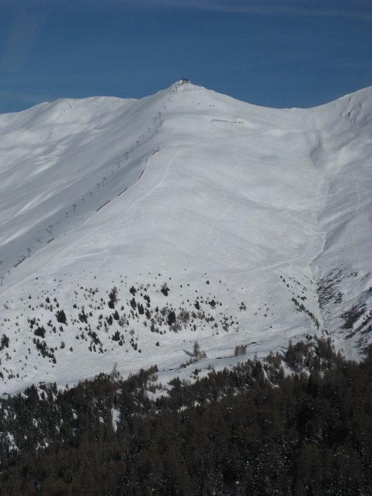 Tscheyeck slope - ©muca | muca @ Skiinfo Lounge
