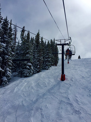 Loveland - Absolutely epic day.