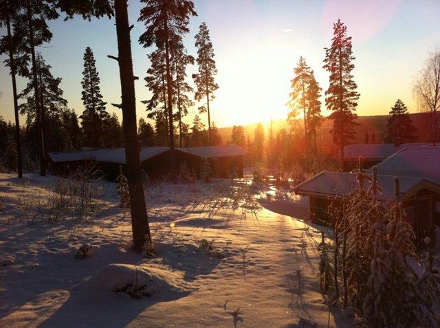 Fulufjellet 30.12.11 By Erland Iversen  - ©erlandiversen @ Skiinfo Lounge