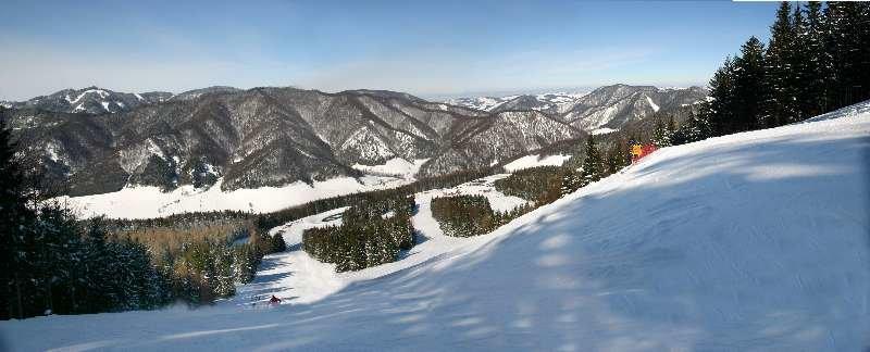 Ski resort Forsteralm