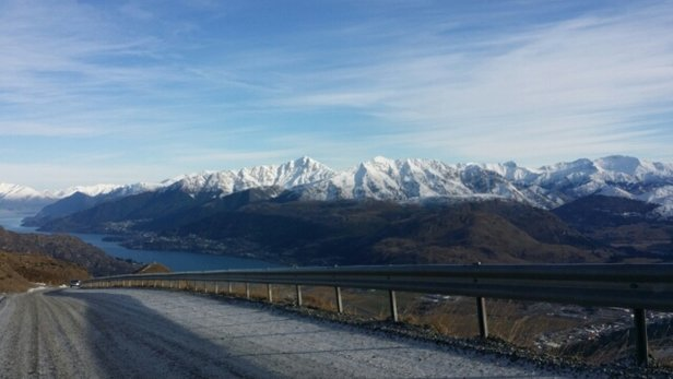 The Remarkables - Firsthand Ski Report - ©alohamerlin