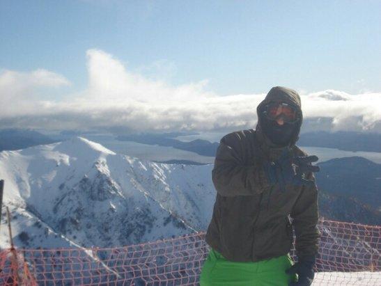 Cerro Catedral Alta Patagonia - Topo...Top....TO - ©romualdosouza07