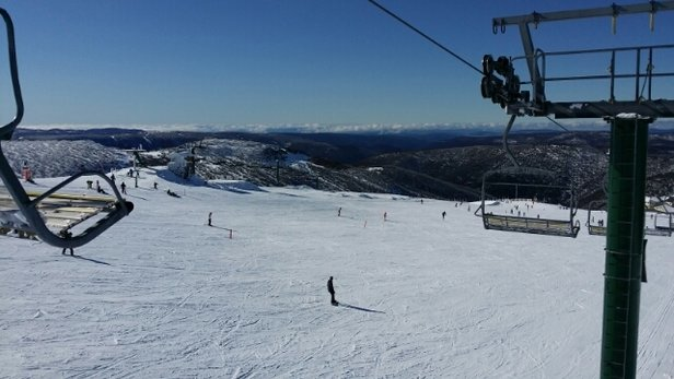 Mt. Hotham - one of the best days out for a long time - ©kirban