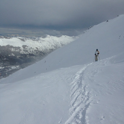 Nevados de Chillan - Firsthand Ski Report - ©iPhone