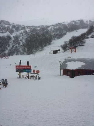 Nevados de Chillan - Firsthand Ski Report - ©renata.fialho.oliveira