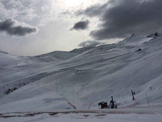 Valle Nevado - Powder!!!! - ©Mary's_iPhone