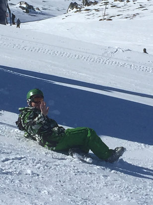 Thredbo Alpine Resort - Firsthand Ski Report - ©Dani's iPhone