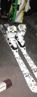 SnowWorld Landgraaf - Firsthand Ski Report - ©iPod touch van Damienne