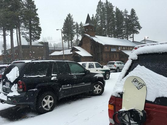 Boreal Mountain Resort - Firsthand Ski Report - ©Randy