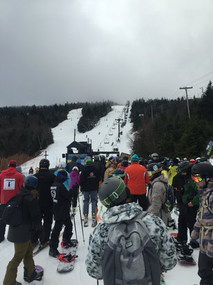 Killington Resort - White ribbon of death!  - ©iCommand Center
