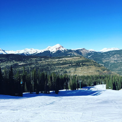 Purgatory - Firsthand Ski Report - ©Jeanne Dillon's iPhone