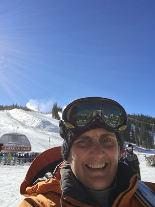 Copper Mountain Resort - Sunday Fisrt day  - ©Cynthia Santana's iPhone
