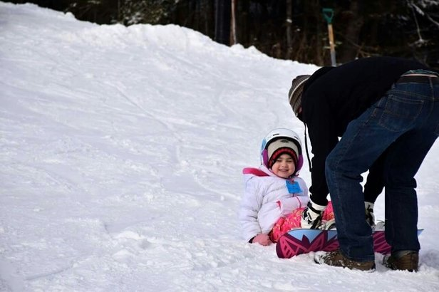 Ski Brule - The start of the season has been great and all ages are having so much fun - ©jpell61392