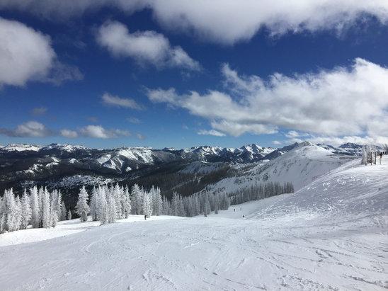 Wolf Creek Ski Area - Incredible day at Wolf Creek!  - ©MTG iPhone