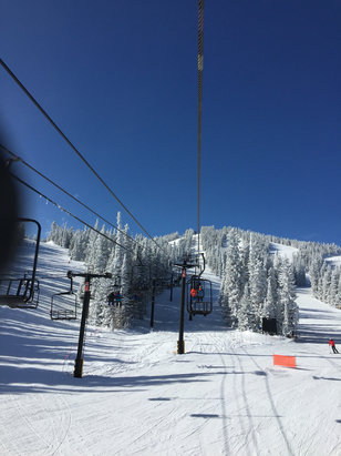 Eldora Mountain Resort - Firsthand Ski Report - ©jason's iPhone