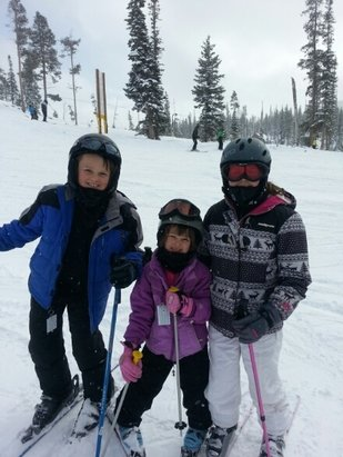 Winter Park Resort - Great day yesterday and more snow today! no lines fresh pow - ©Rmorrisw