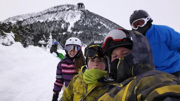 Jay Peak - Farmingdale dalers love jay peak - ©iPhone