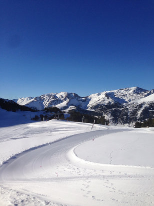 Grandvalira - Firsthand Ski Report - ©Adrian's iphone