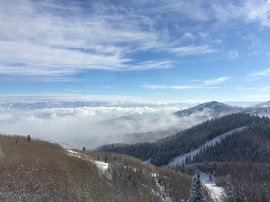 Park City - View from summit. - ©Barry's iPhone