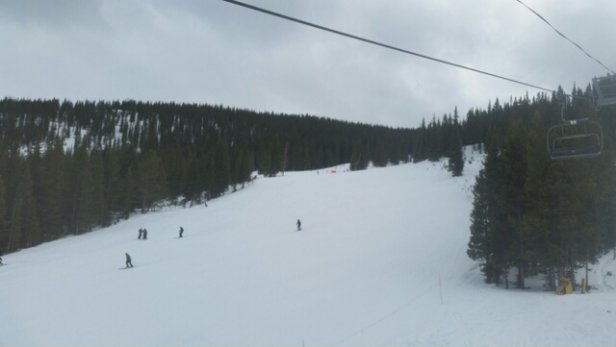 Winter Park Resort - Great day,  a bit windy but nonexistent lift lines! I had a blast - ©game_on_lock