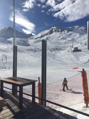 Grandvalira - Perfect ski day - ©Siobhan's iPhone