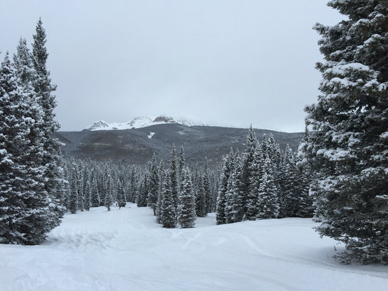 Purgatory - Firsthand Ski Report - ©iPhone