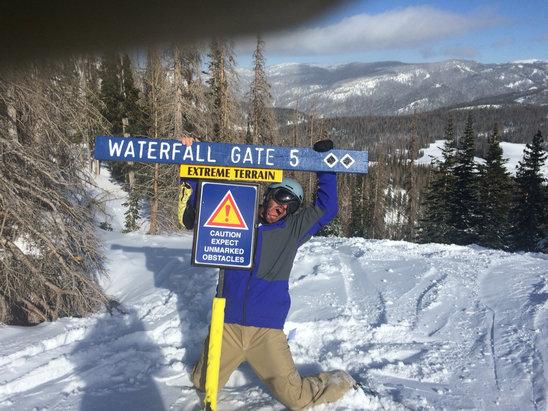 Wolf Creek Ski Area - EPICCCCCCCCC  - ©Gaper Patrol