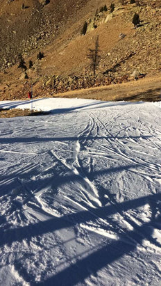 Isola 2000 - Firsthand Ski Report - ©Matt's iPhone