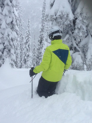 Whitefish Mountain Resort - Deep!!! - ©Rob's iPad (2)