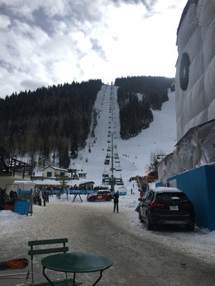 Taos Ski Valley - Not open fully. don't wasn't your money just yet.. Little rocky. Stay in CO - ©Tyler