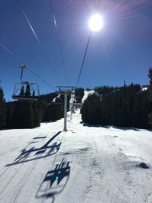 Sunrise Park Resort - Firsthand Ski Report - ©Jake iPhone