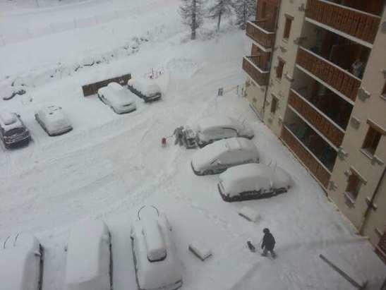 Vars - une bonne semaine en perspective bonne chute de neige et d'autres chutes prévues dans la semaine  - ©piou83870