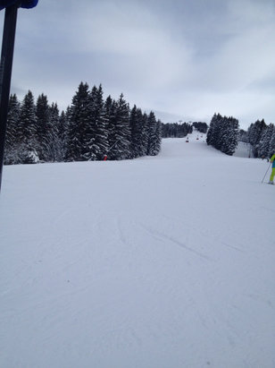 Les Carroz - More great snow  - ©iPhone (5)