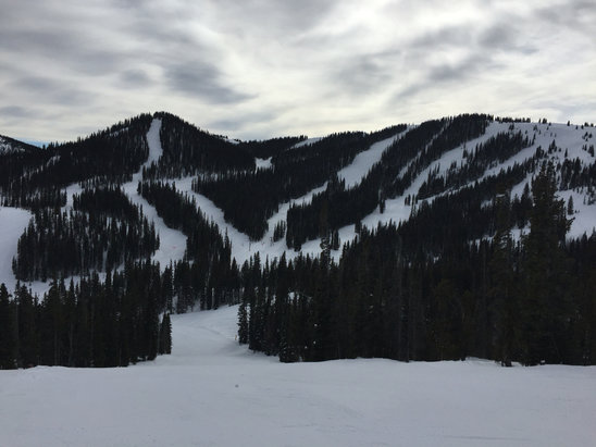 Monarch Mountain - Great packed powder/groomers and NO lines. Up and down as fast as you can! - ©SpaceGhost
