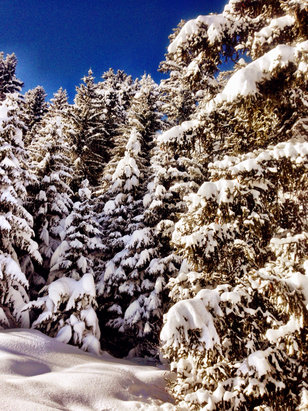 Les Menuires - More snow!!! - ©bwmphoto's iPhone