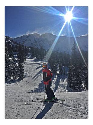 Alta Ski Area -   - ©Peter's iphone