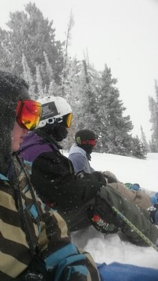 Snowbasin - Firsthand Ski Report - ©krazyfish.swimming