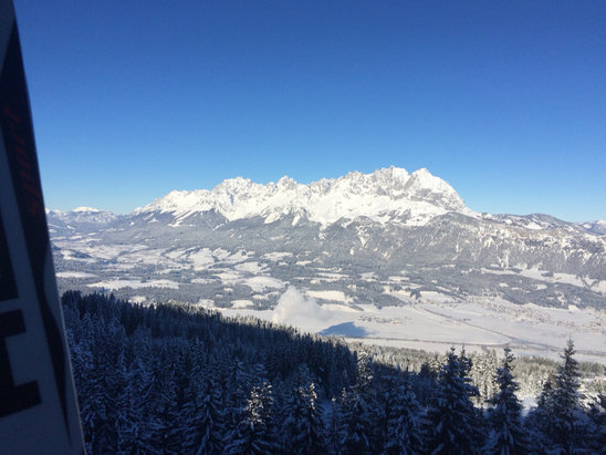 St. Johann i.T. - Oberndorf - Another cracking day here! - ©Rob's iPhone