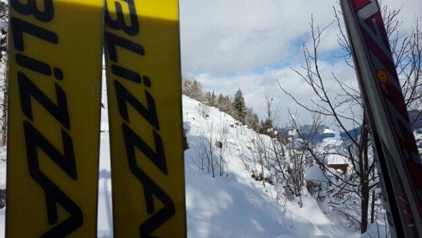 Fügen - Spieljoch - Firsthand Ski Report - ©ericslayman