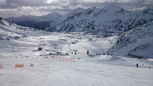 Obertauern - Firsthand Ski Report - ©Nevena