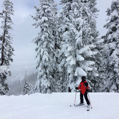 Northstar California - Very good conditions and no lines - ©iPhone
