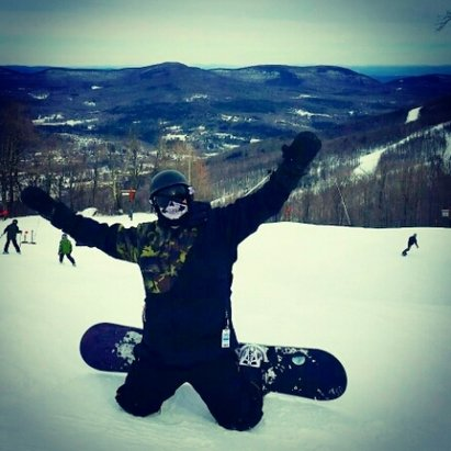 Windham Mountain - Perfect day on the mtn. - ©mattguyver77