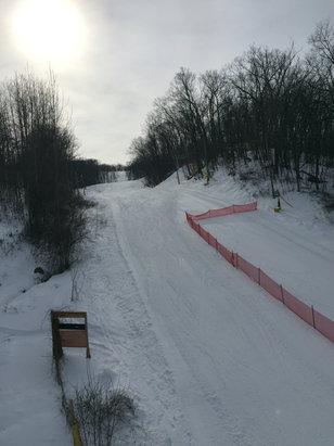 Mountain Creek Resort - Firsthand Ski Report - ©Depor
