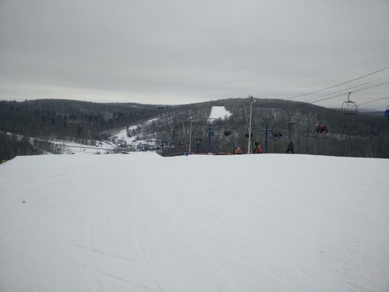 Camp Fortune - Firsthand Ski Report - ©Thor