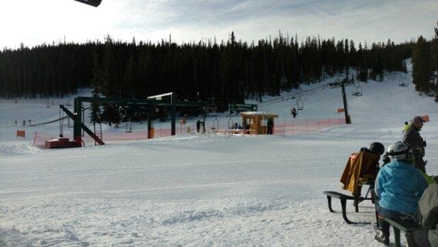 Snowy Range Ski & Recreation Area - Firsthand Ski Report - ©philipeckerberg