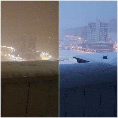Tignes - plenty of snow last night - ©smash.f