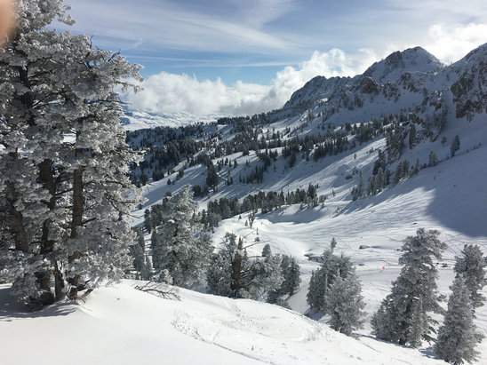 Snowbasin - This place is a dream come true  - ©Mike