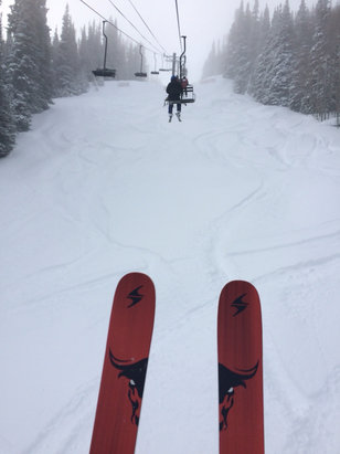 Sunlight Mountain Resort - Firsthand Ski Report - ©iPhone