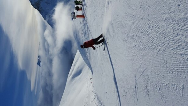 Tignes - great conditions this morning - ©smash.f